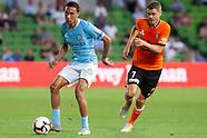 2019 A-League Melbourne City FC v Brisbane Roar - R13