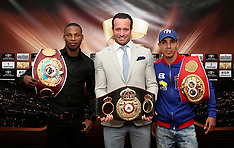 World Boxing Super Series Press Conference - 09 May 2018