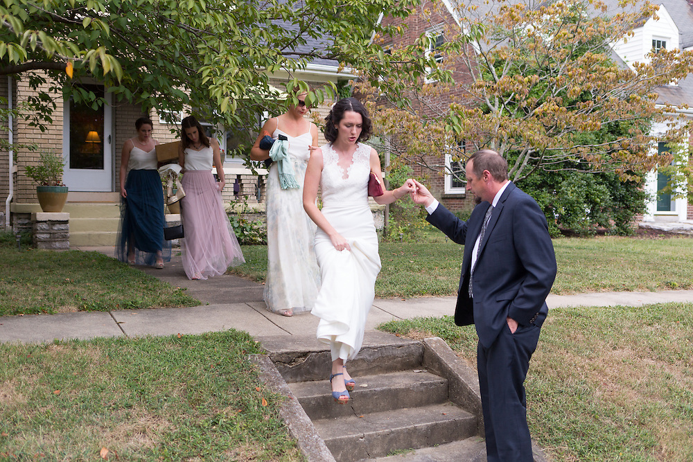 Polly Symons and Jack Matthews married, Saturday, Sept. 24, 2016, at Lexington Livery in Lexington.