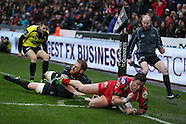 260316 Ospreys v Scarlets Rugby