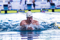 Peter John STEVENS of Slovenia during 100m Breast at  Absolutno prvenstvo Slovenije in MM Kranj 2019 on June 14, 2019 in Kranj, Slovenia. Photo by Peter Podobnik / Sportida