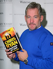 AUG 30 2013 Chris Ryan Book Signing