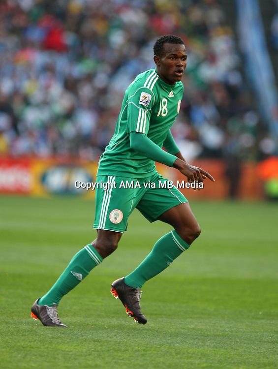 Victor Obinna of Nigeria