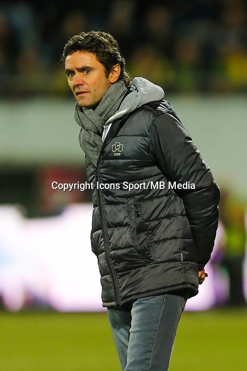 Sylvain RIPOLL  - 20.12.2014 - Lorient / Nantes - 19eme journee de Ligue 1 -<br /> Photo : Vincent Michel / Icon Sport