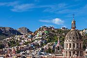 City of Guanajuato, Central Mexico