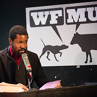 Prove It All Night - 11/28/15 - Byrne, Ufomadu, Roberts, DesirDecir - WFMU