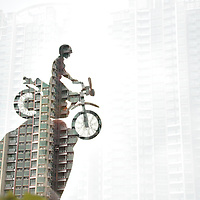 Short Ride, Hong Kong by Sinna Hermanto.<br />