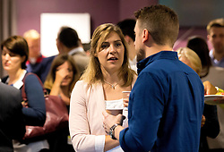 Guests mingle ahead of the talk by Kriss Akabusi at the Bristol Sport Big Breakfast - Mandatory by-line: Robbie Stephenson/JMP - 29/07/2016 - FOOTBALL - Ashton Gate - Bristol, England - Bristol Sport Big Breakfast - Kriss Akabusi
