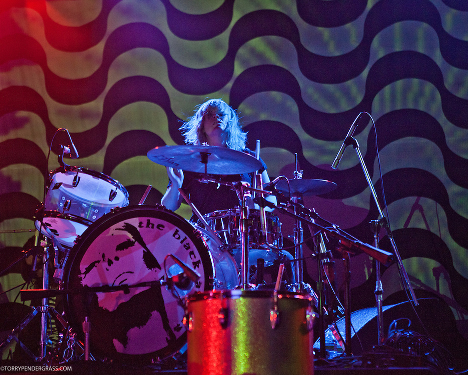 "The Black Angels ""Phosphene Dream"" tour at the El Rey Theatre May 15, 2011 Los Angeles, California"