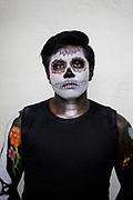 Portrait, Oaxaca City, Dia de los Muertos