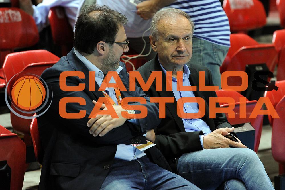 LNP &ndash; Final Four Serie B - EUROBASKET ROMA vs MONTEGRANARO<br /> <br /> Nella foto: Gianni Petrucci