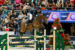 Staut Kevin, (FRA), For Joy van't Zorgvliet Hdc<br /> Longines FEI World Cup Final 2 - Goteborg 2016<br /> © Hippo Foto - Dirk Caremans<br /> 26/03/16
