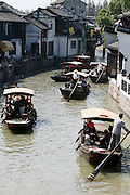 Jaingnan Ancient River Town, Shanghai - China