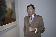 JOHN STODDART, Promised Land by Kobi Israel. Hamiltons. London. 17 January 2007.  -DO NOT ARCHIVE-© Copyright Photograph by Dafydd Jones. 248 Clapham Rd. London SW9 0PZ. Tel 0207 820 0771. www.dafjones.com.