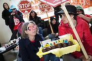 Berlinovo stop flat eviction, 30.04.15