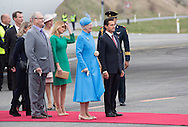 Munchen ,13-04-2016<br /> <br /> State Visit of HE the President and Ms Angélica Rivera to Denmark.<br /> <br /> Arrival at Copenhagen Airport,<br /> <br /> Greeted by Queen Margrethe and Prince Henrik, Crown Prince Frederik and Crown Princess Mary, Prince Joachim and Princess Marie and Princess Benedicte.<br /> <br /> ROYALPORTRAITS EUROPE BERNARD RUEBSAMEN
