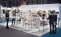 The RabLabs 2014 NYNow display booth and products photographed by John Muggenborg.
