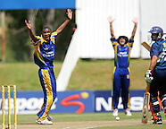 Cape Cobras vs Gestetner Diamond Eagles