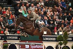 Gaudiano Emanuele, (ITA), Guess 6<br /> Championat of Leipzig<br /> CSIO Leipzig 2016<br /> © Hippo Foto - Stefan Lafrentz