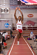 Arkansas Track and Field team at the NCAA Indoor Championships on March 9 and 10 in Fayetteville ArkansasUniversity of Arkansas Razorback Men and Women's Track and Field 2007 team....©Wesley Hitt.All Rights Reserved.501-258-0920.
