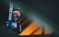 17.01.2020, Hochfirstschanze, Titisee Neustadt, GER, FIS Weltcup Ski Sprung, im Bild Stephan Leyhe (GER) // Stephan Leyhe of Germany during the FIS Ski Jumping World Cup at the Hochfirstschanze in Titisee Neustadt, Germany on 2020/01/17. EXPA Pictures © 2020, PhotoCredit: EXPA/ JFK