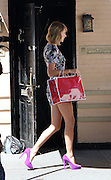 Sept. 14, 2014 - New York, NY, United States - <br /> <br /> Taylor Swift photoshoot<br /> <br /> Singer Taylor Swift takes part in a photoshoot on September 14 2014 in New York City<br /> ©Exclusivepix