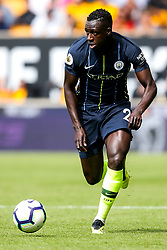 Benjamin Mendy of Manchester City - Mandatory by-line: Robbie Stephenson/JMP - 25/08/2018 - FOOTBALL - Molineux - Wolverhampton, England - Wolverhampton Wanderers v Manchester City - Premier League