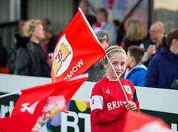 - Mandatory by-line: Paul Knight/JMP - 28/10/2017 - FOOTBALL - Stoke Gifford Stadium - Bristol, England - Bristol City Women v Reading Women - FA Women's Super League
