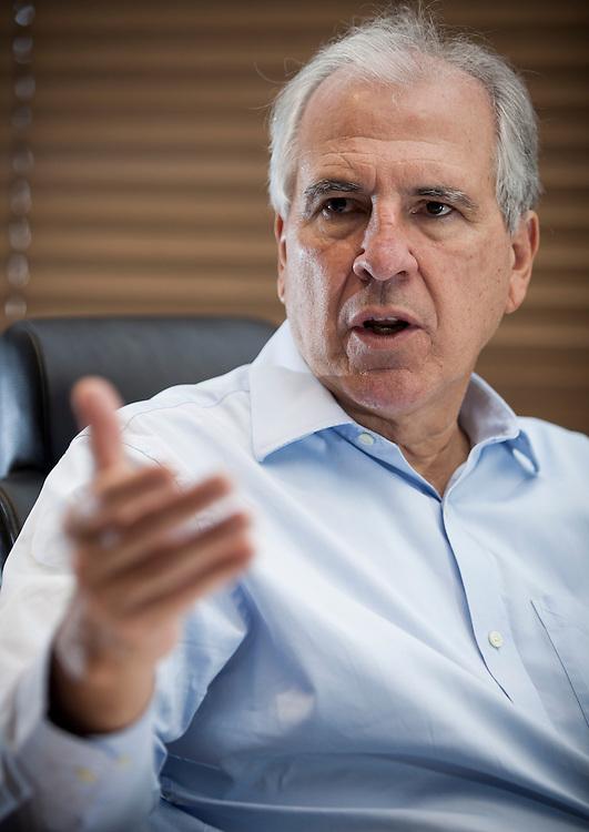 Belo Horizonte_MG, Brasil.<br /> <br /> Retrato de Rubens Menin, presidente da MRV Engenharia.<br /> <br /> Rubens Menin portrait, He is the president of MRV Engenharia.<br /> <br /> Foto: ALEXANDRE MOTA / NITRO