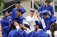 2017 Graduation ceremony at La Jolla Country Day School on FRiday, June 2, 2017 in La Jolla, CA.(Photo by Sandy Huffaker)