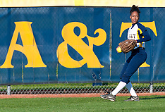 2014 A&T Softball vs Elon (Aggie Softball Complex)