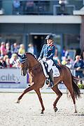 Madeleine Witte Vrees - Cennin<br /> Nederlands Kampioenschap 2016<br /> © DigiShots