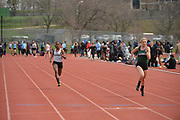 SU track & field competed at the Hopkins/Loyola Invitational at Hopkins Eastern Campus in Baltimore on Friday.