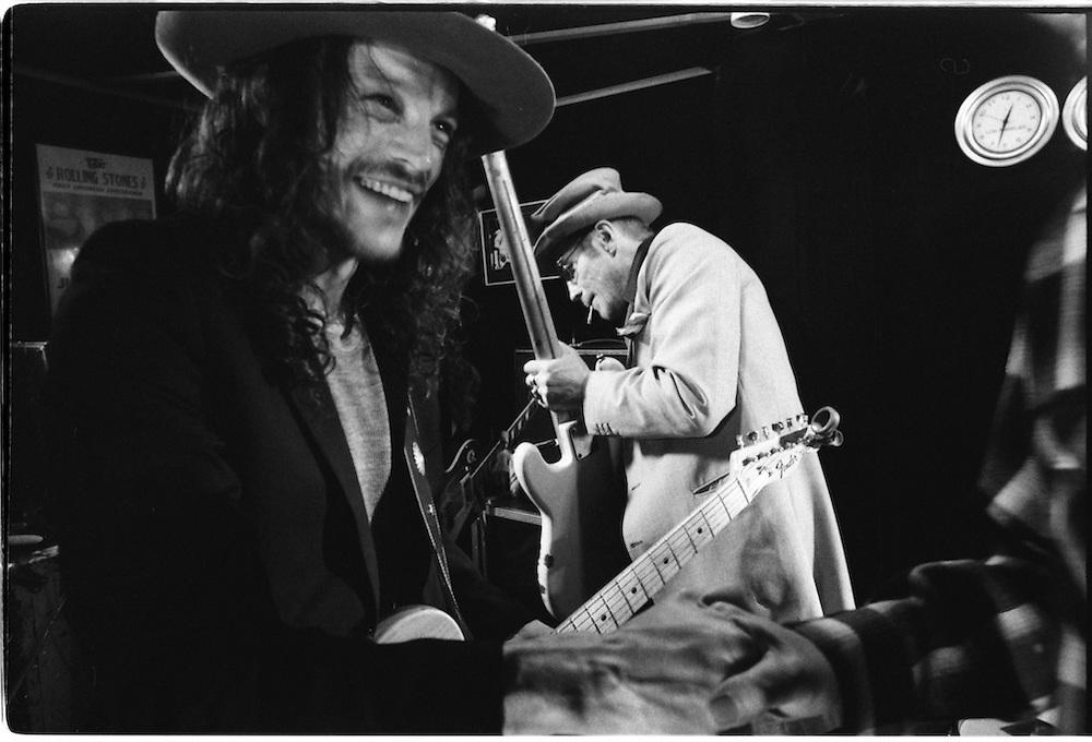 Gus Roberts and Gary McPherson