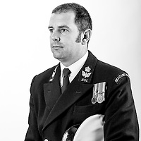 Adam Smith,  Sea Cadets, CPO(SCC), Folkstone and Hythe area.  Adam has served with the Sea Cadets for 24 years.