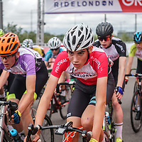 Prudential Ride London at Lee Valley VeloPark