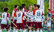 ALMERE - Hockey - Hoofdklasse competitie heren.ALMERE-HDM (4-2).   HDM degradeert.  COPYRIGHT KOEN SUYK
