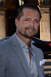 David Charvet attending the Christian Dior Exhibition Party during Paris Fashion Week Haute Couture Collection Fall/Winter 2017-2018 in Paris, France on July 3, 2017. Photo by Julien Reynaud/APS-Medias/ABACAPRESS.COM