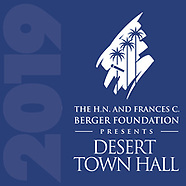 Desert Town Hall 2019