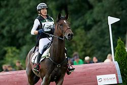 De Liedekerke Lara, BEL, Alpaga d'Arville<br /> Cross Country - FEI European Eventing Championships - Strzegom 2017 <br /> © Hippo Foto - Jon Stroud<br /> 19/08/2017,