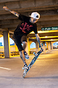 Zack Willims - Urban skate Savannah, GA