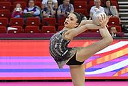 2017/05/19 Budapest European Rhythmic Gymnastics