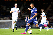 Scotland forward Matt Phillips (19) (West Bromwich Albion) during the UEFA European 2020 Qualifier match between Scotland and Russia at Hampden Park, Glasgow, United Kingdom on 6 September 2019.