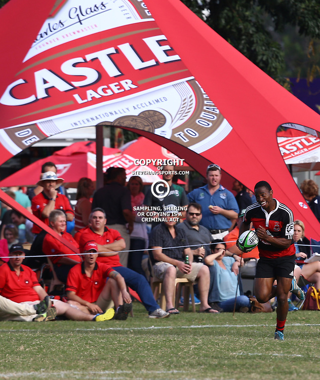 DURBAN, SOUTH AFRICA, 13th August, 2016 - General views during the Final of the Castle Murray Cup knockout rugby match between  Amanzimtoti Rugby Club and SA Home Loans Durban Collegians at the Crusaders rugby club Durban North,Durban, South Africa. (Photo by Steve Haag)<br /> <br /> images for social media must have consent from Steve Haag