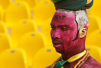 Photo: Steve Bond/Richard Lane Photography.<br /> Ghana v Morocco. Africa Cup of Nations. 28/01/2008. Ghana fan