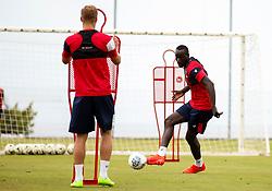 Famara Diedhiou of Bristol City - Mandatory by-line: Matt McNulty/JMP - 21/07/2017 - FOOTBALL - Tenerife Top Training Centre - Costa Adeje, Tenerife - Pre-Season Training