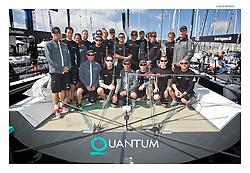 40 trofeo conde de godo , 2013 , Barcelona , Spain,day 3 , QUANTUM RACING crew 2013
