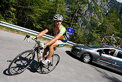 Matej Stare (SLO) of Sava at 1st stage of Tour de Slovenie 2009 from Koper (SLO) to Villach (AUT),  229 km, on June 18 2009, in Koper, Slovenia. (Photo by Vid Ponikvar / Sportida)