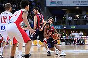 DESCRIZIONE : Pesaro Lega A 2011-12 Scavolini Siviglia Pesaro Angelico Biella<br /> GIOCATORE : Jacob Pullen<br /> CATEGORIA : palleggio blocco<br /> SQUADRA : Angelico Biella<br /> EVENTO : Campionato Lega A 2011-2012<br /> GARA : Scavolini Siviglia Pesaro Angelico Biella<br /> DATA : 21/01/2012<br /> SPORT : Pallacanestro<br /> AUTORE : Agenzia Ciamillo-Castoria/C.De Massis<br /> Galleria : Lega Basket A 2011-2012<br /> Fotonotizia : Pesaro Lega A 2011-12 Scavolini Siviglia Pesaro Angelico Biella<br /> Predefinita :