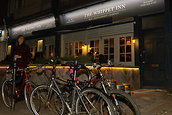 The whippet Inn in Kensal Rise, North West London. London, January 13 2019.